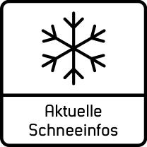Aktuelle Schneeinfos