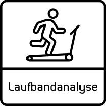 Laufband-Analyse