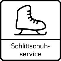 Schlittschuh-Service